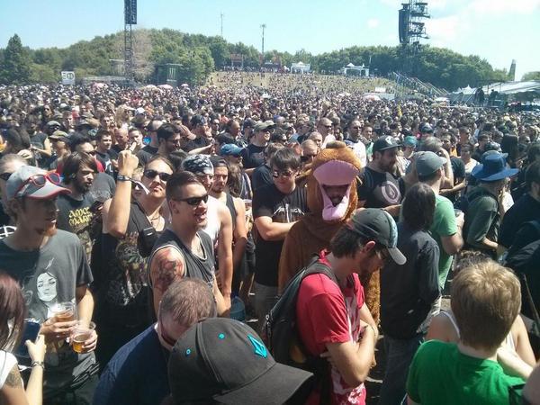 【速報】 BABYMETAL、カナダのメタルフェスでも大成功!英国,米国に継いで興奮したメタラーのWall of Death発生!