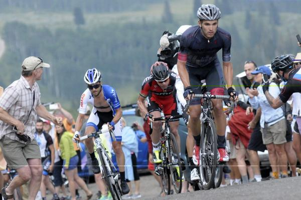 Incredible battle up @snowbird today at @theTourofUtah. So proud of @joeyrosskopf #ToU14 photo @veloimages http://t.co/pcsEqFrSTN