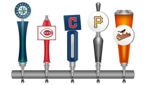 Analysis: Seattle Mariners & Cincinnati Reds offer the best beer in baseball.  http://t.co/YF6n1hk6pm #WAbeer #OHbeer http://t.co/kw66CXM5kU