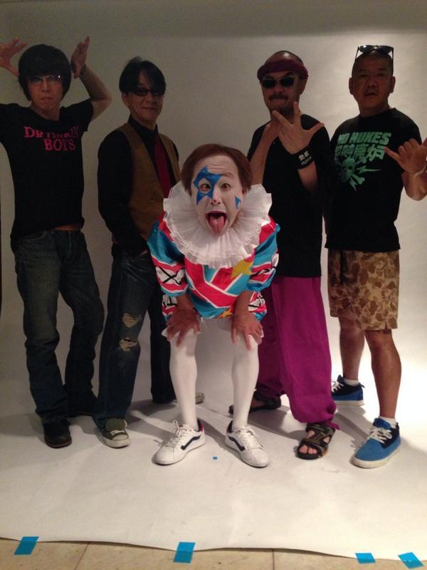 【ジンジンさせましょう】【NEW ROTEeKAワンマンツアー決定!】昨日告知したけどやっちゃいますね11/29東京、12/6大阪、12/7名古屋  来てね(ハート) http://t.co/9GajhXgq1T