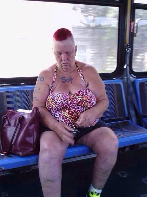 фото толстых старых бабушек голых