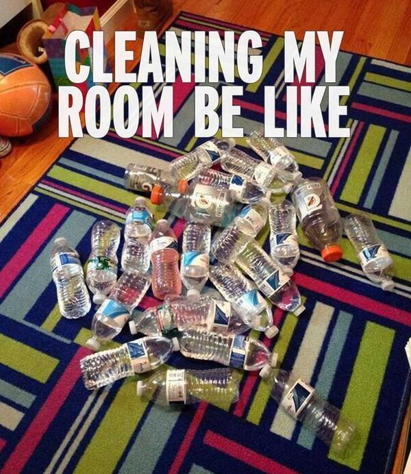 cleaning my room be like http://t.co/2KSovscael