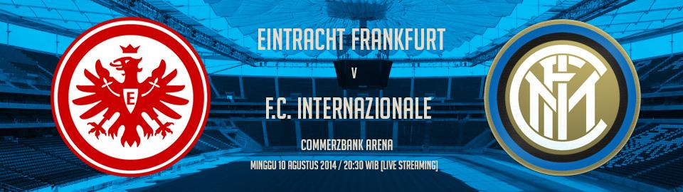 Товарищеский матч: Айнтрахт обыгрывает Интер