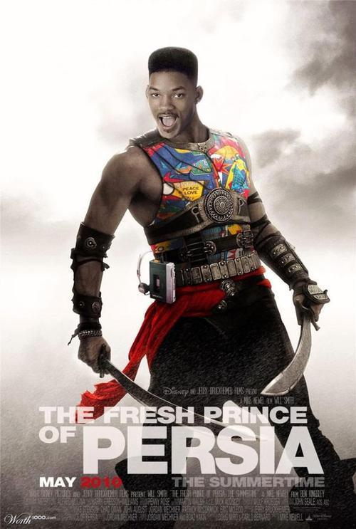 The Fresh Prince of Persia :3 http://t.co/xRKo1tMort