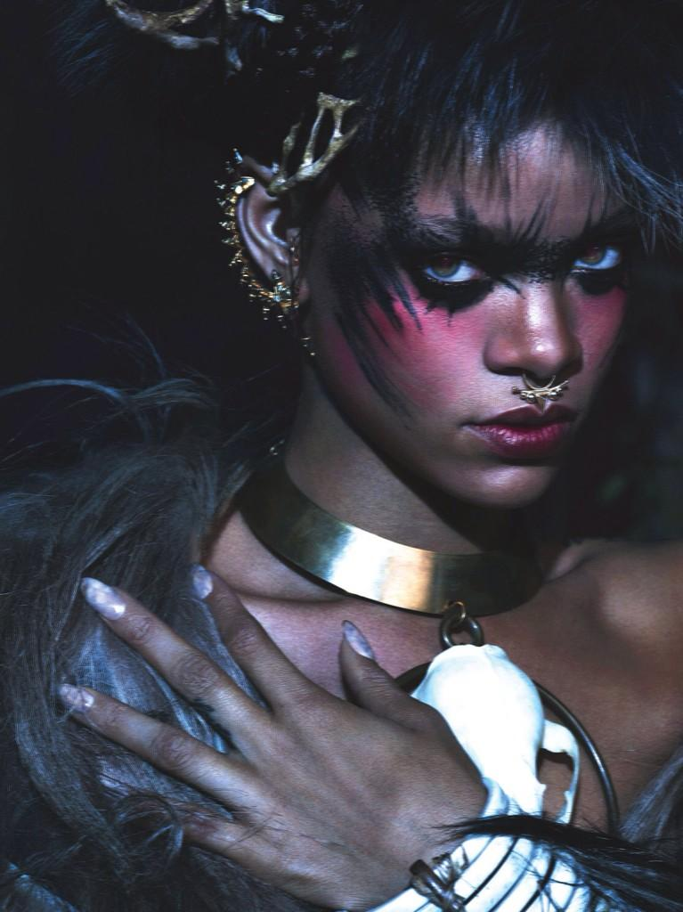 RT @rihanna: #SeptemberIssue @Wmag http://t.co/0fM8jcWVeq