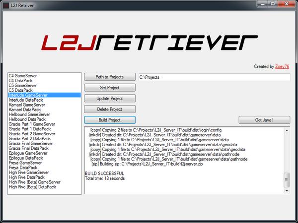 L2 установка gracia final l2j сервера от rt часть 1