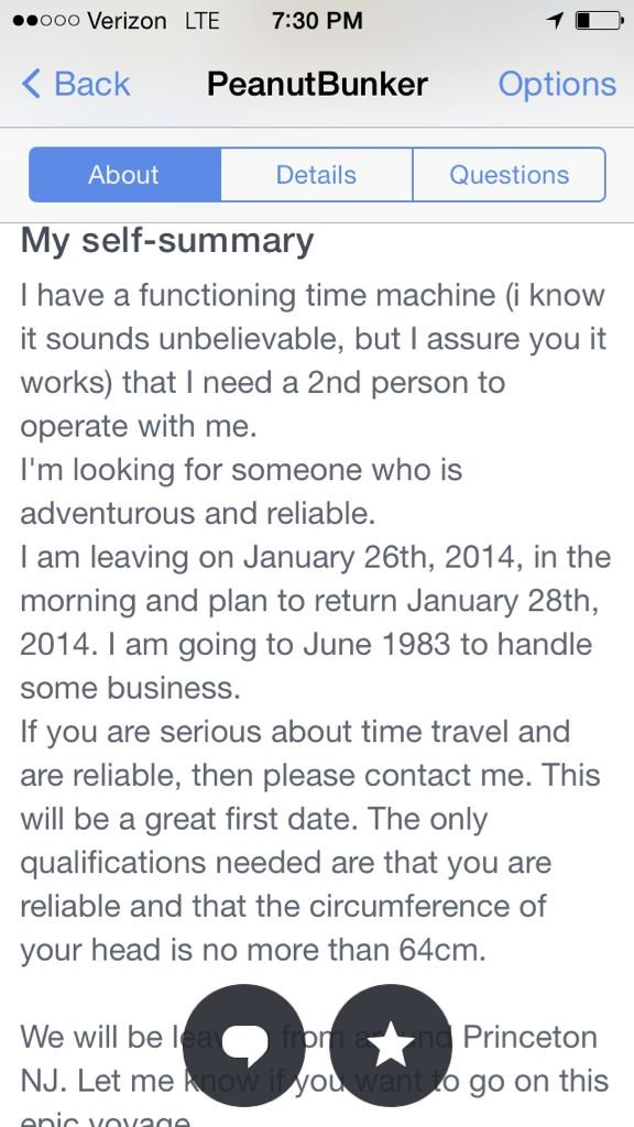 Ok. This guy is a 0% match to me but I feel compelled to respond. Thoughts? http://t.co/2Lh5PErWIp