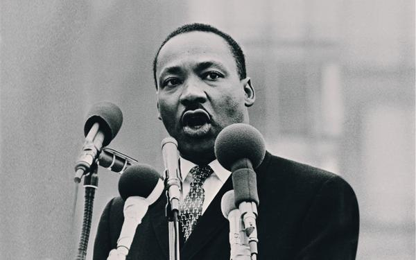 """A riot is the language of the unheard."" ~Martin Luther King, Jr. #Ferguson http://t.co/OXfzgEcN1B"
