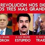 ¿Que fue lo mas grande que nos dió la revolución bolivariana? https://t.co/y3wodicwrE