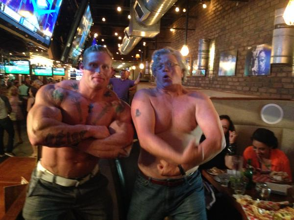 If U didn't come 2 the Number Juan Tequila party @ The Reservoir, u Missed it Big Time! #Shirtless #Tater #Priceless http://t.co/qMoCmxKUBN