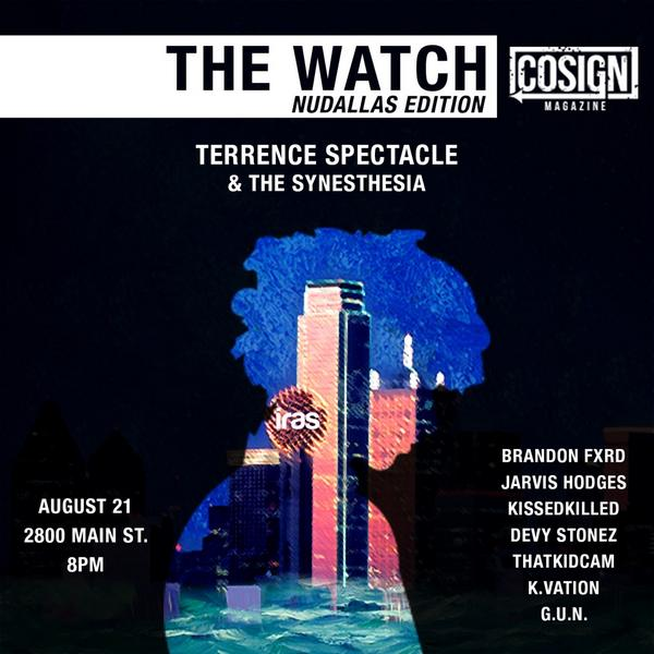 #TheWatch #NuDallas Edition  #NewDallas mindset of support http://t.co/8XOUHlDQbA