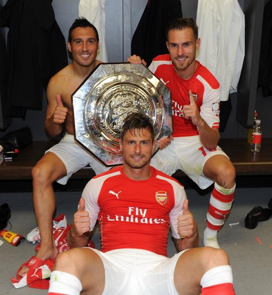 10 reasons why Arsenal can win the 2014/2015 Premier League