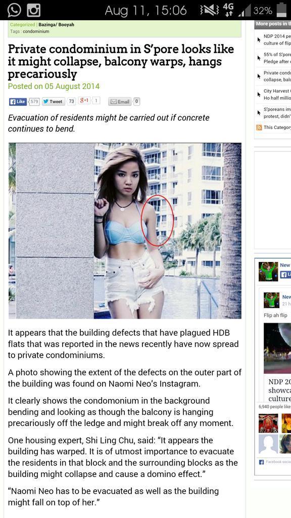 """""""@ZenTyh: """"@chaocheebong: HAHAHAHAHA @NaomiNeo_ http://t.co/BJjx4G5nYM"""" LOL THIS ARTICLE"""""""
