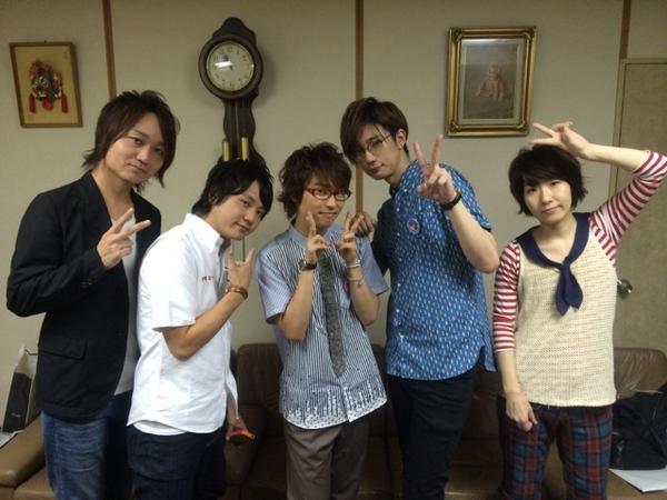 『LOVE STAGE!!』のイベント無事に終了しましたぁ〜〜〜(^ー^)ノ来て下さった皆さん本当にありがとうございまし