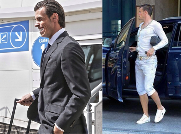 Gareth Bale Better Player Better Biceps Better Clothes