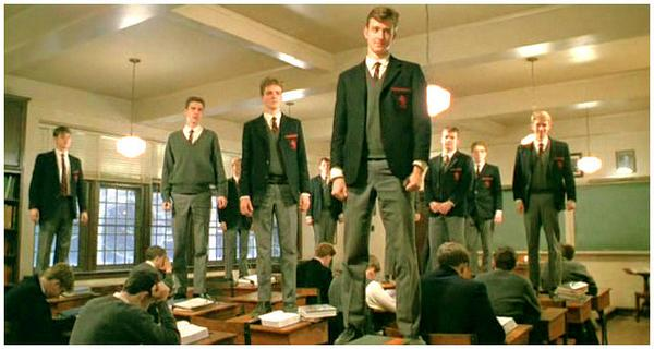 """No matter what anybody tells you, words and ideas can change the world"" - Dead Poets Society http://t.co/Z2ZgXYa6uU"