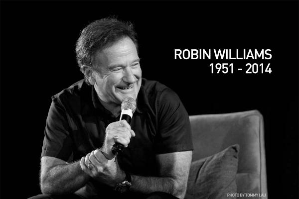 May he rest in peace. SFFS is deeply saddened by the news of #RobinWilliams' passing. Our hearts go out to his family http://t.co/8RQbNz4QLX