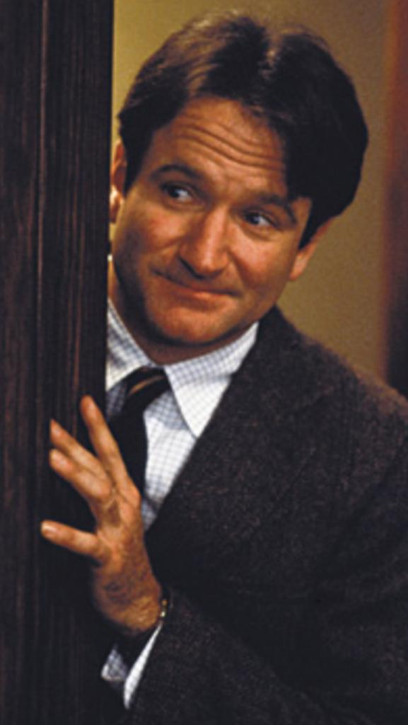 """""""No matter what anybody tells you, words and ideas can change the world."""" -Dead Poets Society #ThankYouRobin http://t.co/zDvS9HDGPG"""
