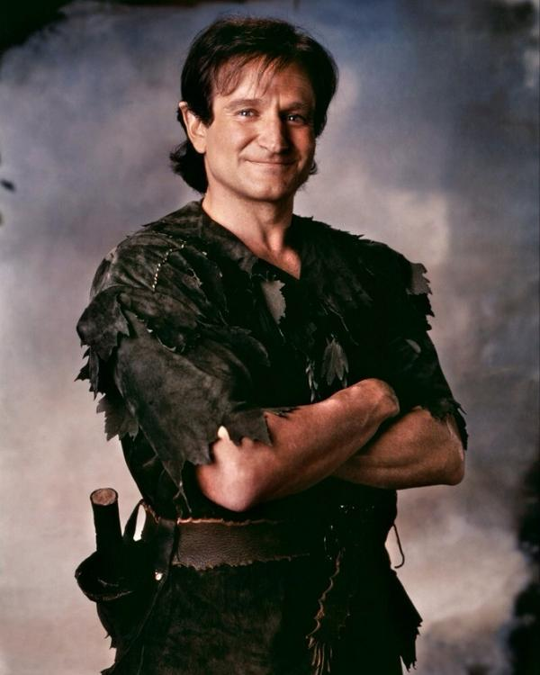 "You will always be the real ""Pan"" to me."