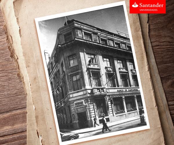 En 1955 banco santander abre su primera oficina de for Oficina de banco santander
