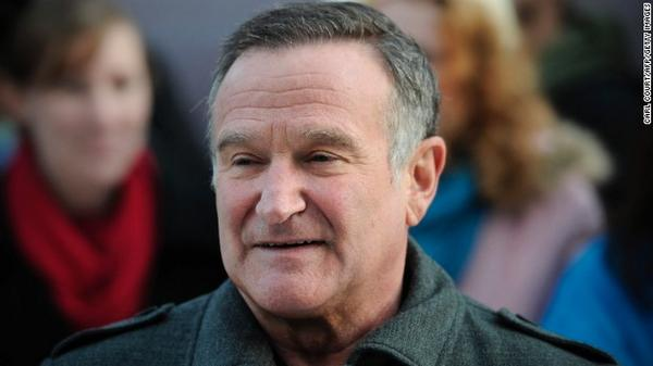 Comedic actor Robin Williams, 63, died at his Northern California home Monday, law enforcement officials say. http://t.co/4aq1r7YwKR