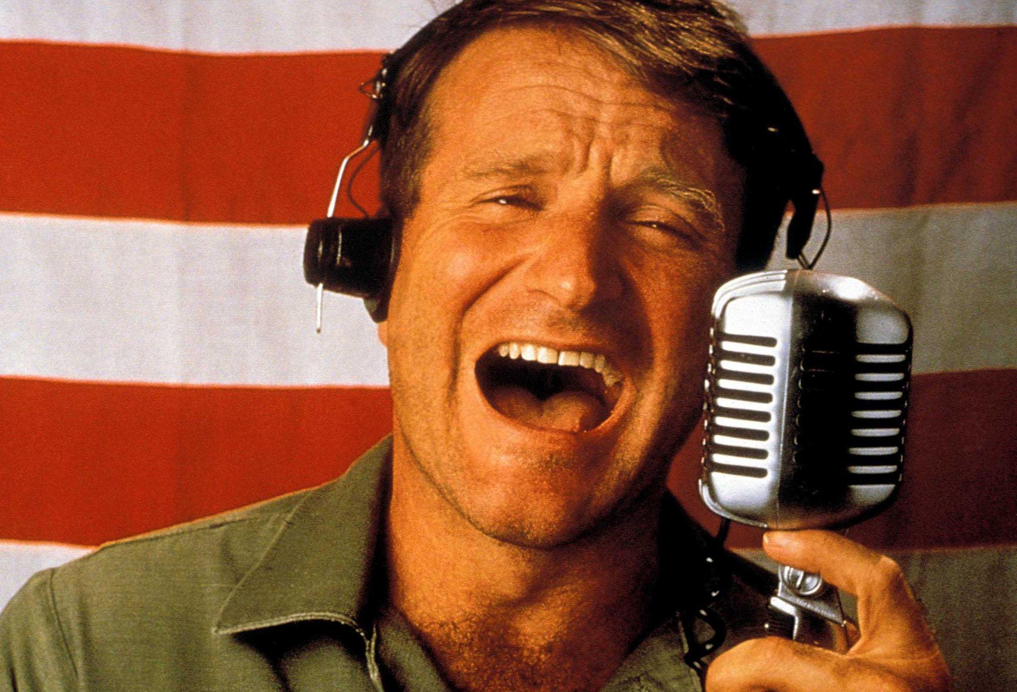 Robin Williams - cover