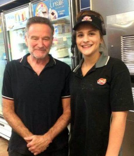 Reports say #RobinWilliams dead at 63. He was spotted at a #Minnesota Dairy Queen in June, while at Hazelden. http://t.co/54SdNgyndI