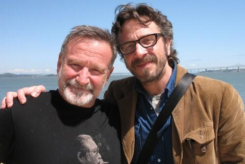 """Please Rt TONIGHT: A special rebroadcast of the @marcmaron interview with #RobinWilliams 9-10pm on @newstalk1010 http://t.co/DNrMN4SsBi"""""""