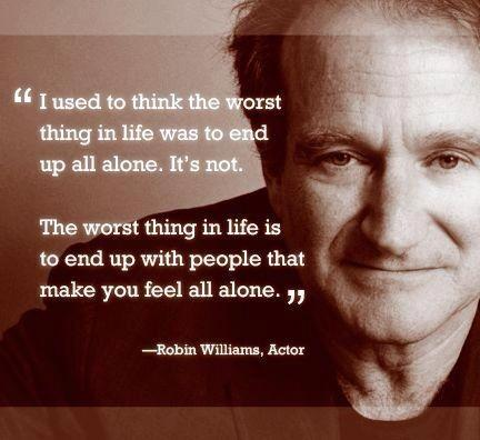 Wise words. #RIPRobinWilliams http://t.co/ci5bfqPcHy