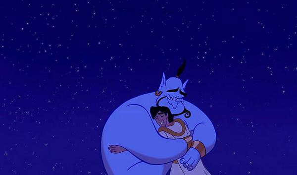 Genie, you're free. http://t.co/WjA9QuuldD