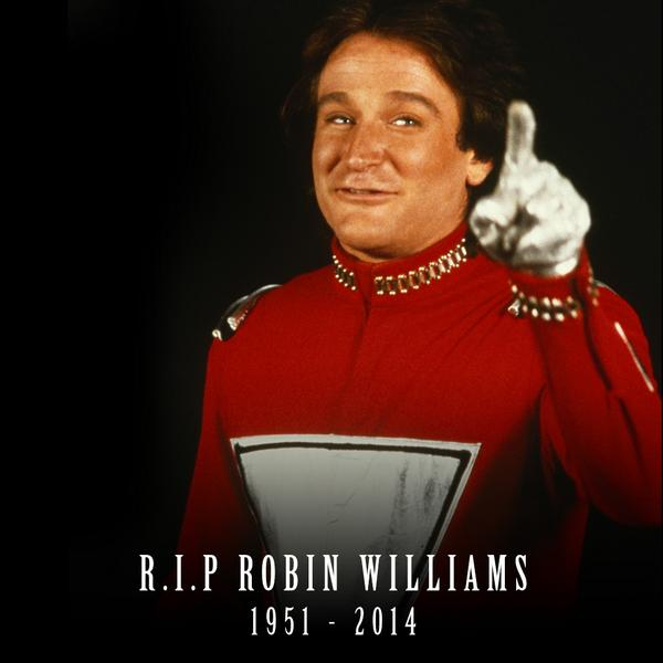 Our hearts go out to the family, friends and fans of Robin Williams. Rest in peace. #RIPRobinWilliams http://t.co/fxXsJeDAVN