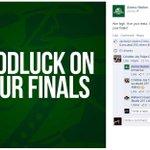 HAHAHAHAHAHAHAHAHAHAHA Ibang finals naman pala #AMINO   (Photo: @MEDAforcebewitu) http://t.co/HSjnfhOyCe