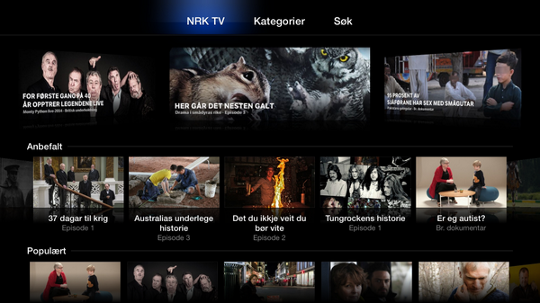 NRK TV + Apple TV = <3  http://t.co/uv2gDUiO1y http://t.co/orXFixOh6d