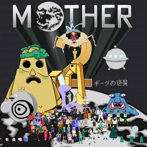 MOTHER2!20周年おめでとうございます♪(*⌒ー⌒)o∠★:゚* _|\○_ヒャッ ε=\_○ノ ホーウゥエエエエィイイィィィイャッホゥゥゥゥウウ!  待ってたぜぇ・・・この時をよぉ・・・ッ!! http://t.co/Do1WDyHoHr