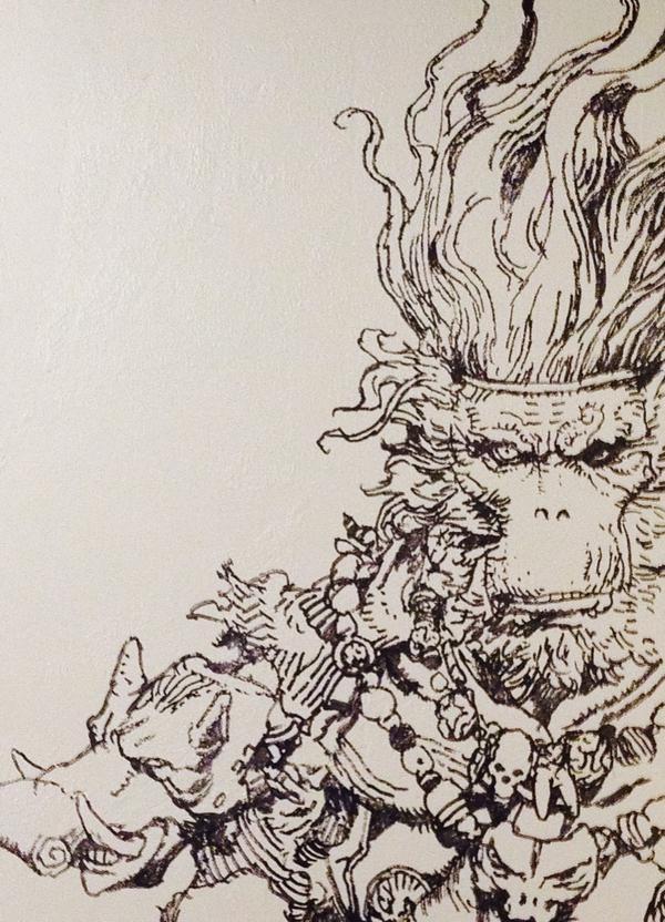 その寺田さんの絵!すごすぎ! ヽ(;▽;)ノ #30T http://t.co/rvKmdFOU92