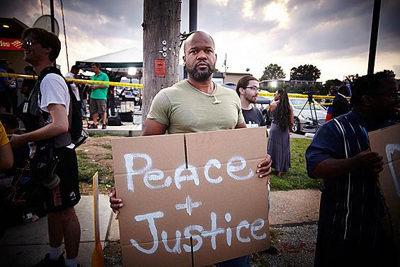"""Tef Poe On Ferguson, His Hometown: """"The Mike Brown Rebellion Has Begun"""" - http://t.co/GwuedJ8AAk http://t.co/h12AI5KUw0"""