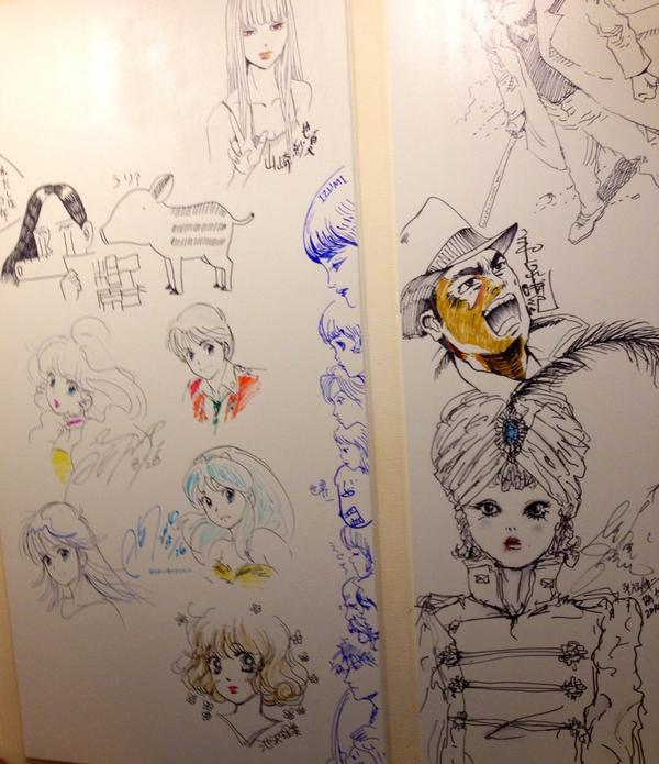 和泉さん、山崎さん、オギュースさん、高田さん 、池沢さん、相原さん…そして横顔シリーズ! #30T http://t.co/nBa93tQZcQ