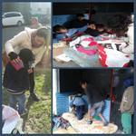 #Rosario! A diario en los #DesayunosSolidarios nos encontramos con NIÑOS durmiendo en la calle! #Tremendo !! http://t.co/i5k5OTXaGG