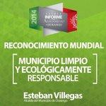 """RT @AlfredoLaraG: Durango a nivel mundial #ConstruimosLoMejor @EVillegasV @JHerreraCaldera @otnielgarcia @CCQ_PRI @MovPRIMXOficial http://t.co/Dzqn1tCYOK"""""""