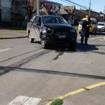 RT @card_isaias: @paislobo choque esquina cochrane y antahuer no hay heridos graves.. Osorno http://t.co/Pee36Nuvtn