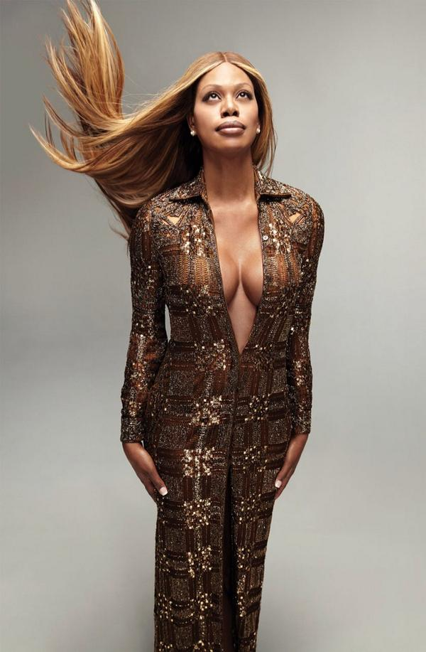 @Lavernecox photographed by me for @vmagazine September issue. http://t.co/Jw6njDehWk