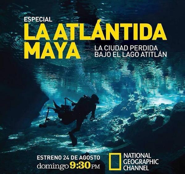 No se les olvide hoy #Guatemala en el #NatGeo :-) http://t.co/Y3Lh8pWGHH