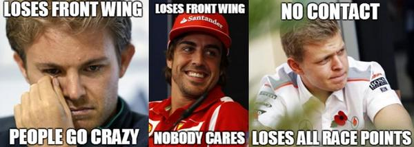 Nicely put!  Poor K-Mag..  RT @VVVGamer: Agree with @BadgerGP today while loving the drama. http://t.co/JsRzyI5gx9
