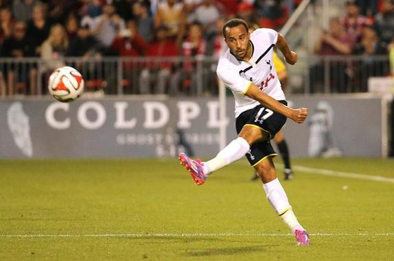 Southampton bid £12m for Andros Townsend, Spurs insist he is not for sale [Sky Sports]