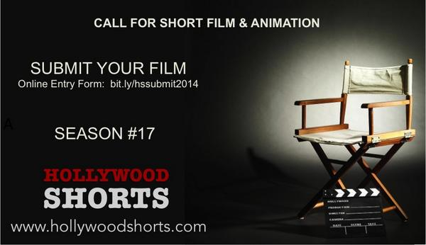 Call for Films! Deadline: 8/29. Submit your shorts & animation for 17th year of screenings! http://t.co/n4EpGLPmfX http://t.co/UbKbX1egUM