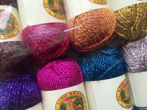 Today on Craft Critique: Lion Brand BonBons Yarn  http://t.co/oDFW84iKNB  @LionBrandYarn http://t.co/NW8QT92bK6