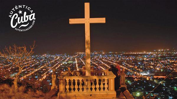 Views at Cuba's : Loma de la Cruz, #Holguín, #Cuba #Cubatravel #travel #travelpics #travelphotos http://t.co/hWmkPWWry0