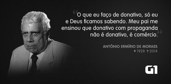 Veja A Repercussão Da Morte Aos 86 Anos Do Empresário Antônio