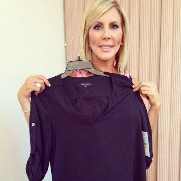 No drama here! @vickigunvalson sent us a pic with her new Karen Kane top! #realhousewive... http://t.co/27bu98My0u http://t.co/z5fJHQB3nr