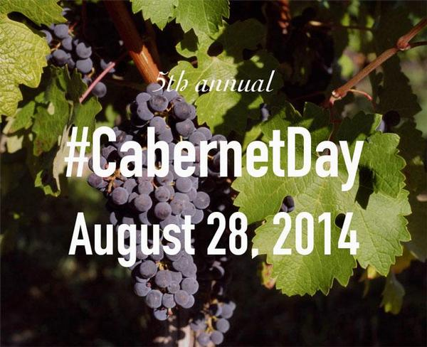 Support wineries impacted by the #earthquake this week for #CabernetDay http://t.co/6kAL5Ny15A